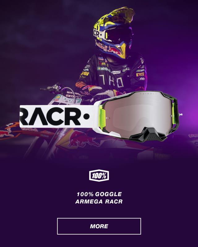 100% Armega Racer