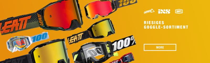 Motocross Brillen