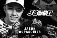 Jason Dupasquier 2001 - 2021