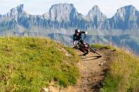 MTB- und Downhill-Cracks aufgepasst. Welcome at BikerFestival Flumserberg