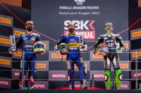 Der perfekte Saisonstart in die WorldSBK für die Fahrer von iXS
